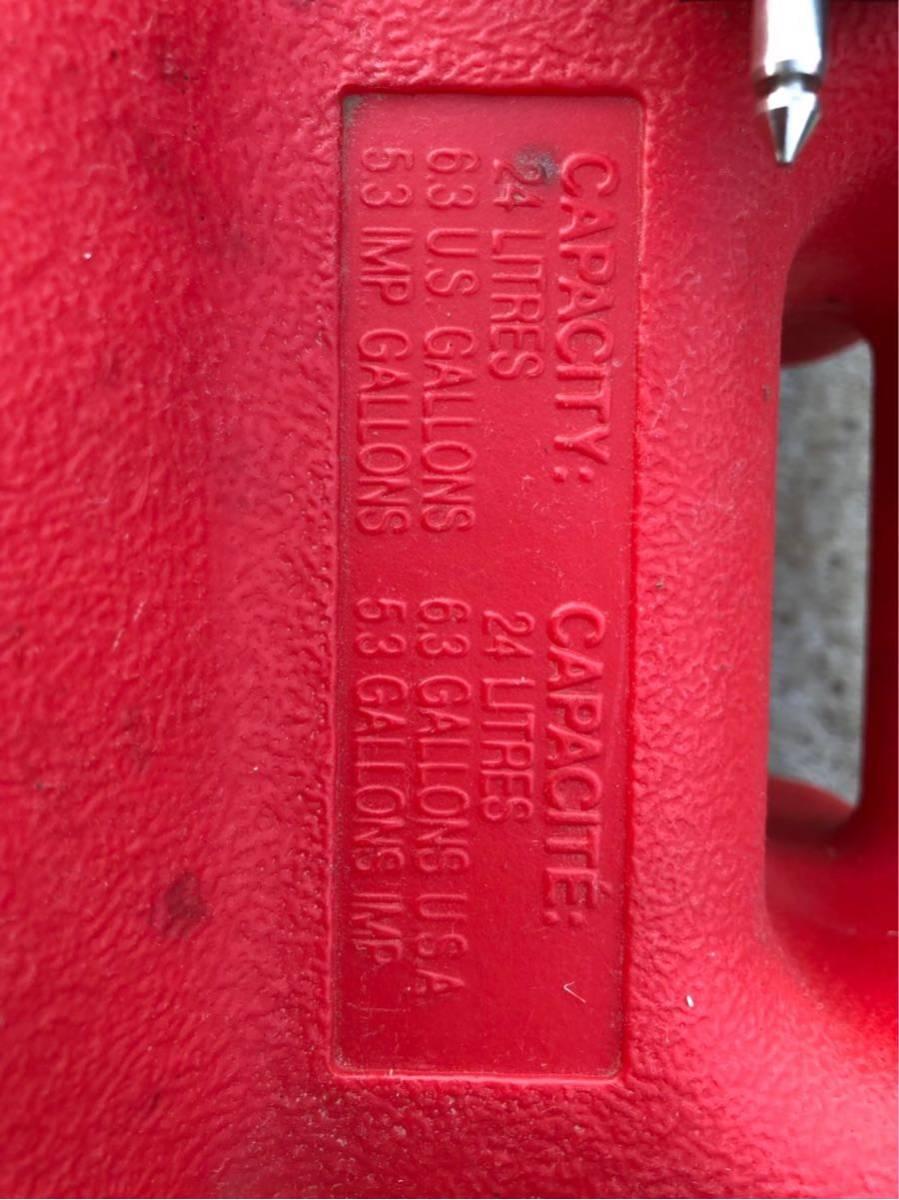 YAMAHA 船外機 燃料タンク 24L ヤマハ リッター 馬力 エンジン スズキ ホンダ m014_画像3
