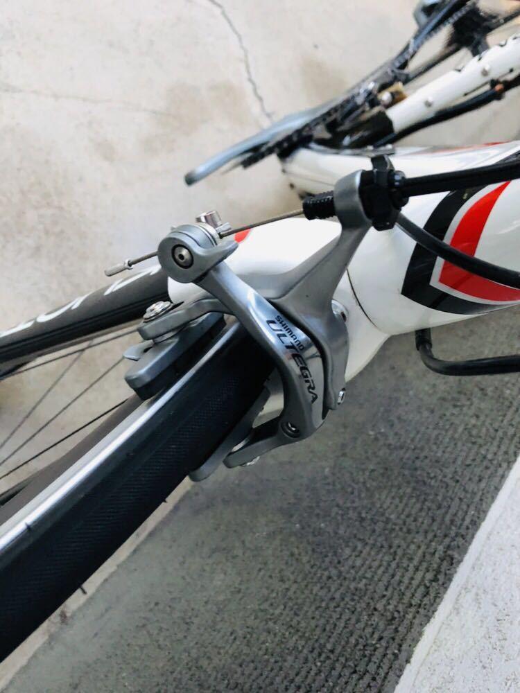 売り切り kuota kharma race 2011 シマノWH-RS81-C50 ディープリム アルテグラ 6700仕様_画像3