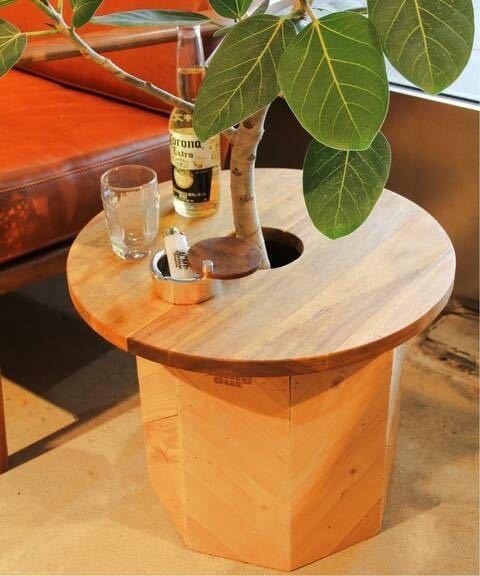 [未使用・新品]ACME Furniture PLT PLANTS TABLE PLT-C45 プラントテーブル