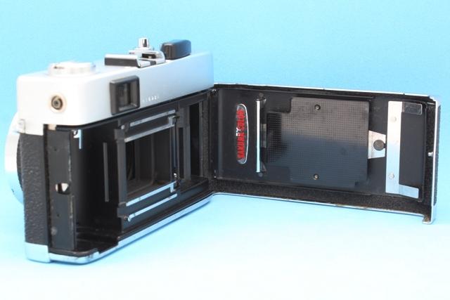Konica C35 FD Hexanon 38mm 1:1.8 シャッター・露出計作動確認済み ジャンクで コニカ_画像10