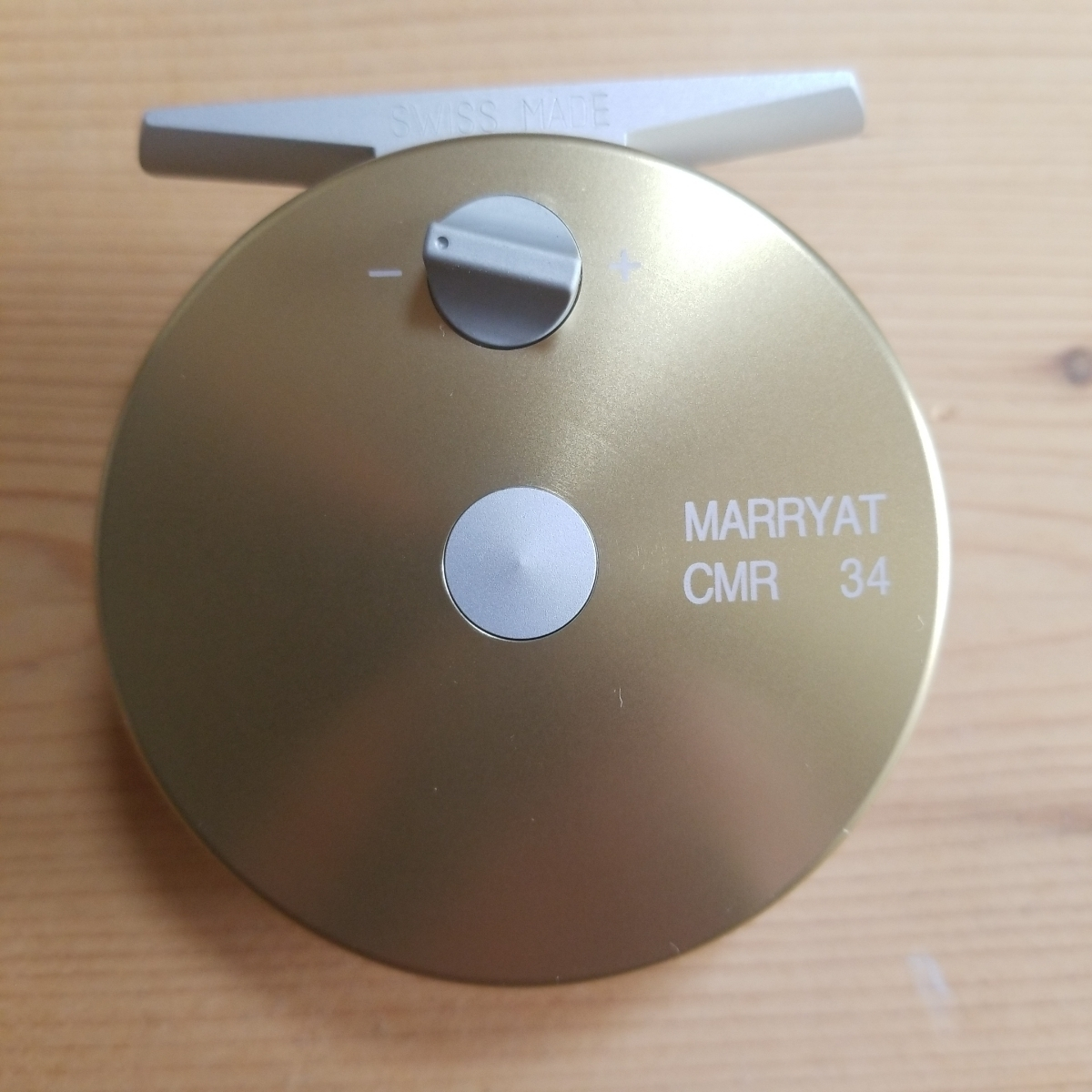 スミス マリエット MARRYAT CMR-34 ゴールド_画像2