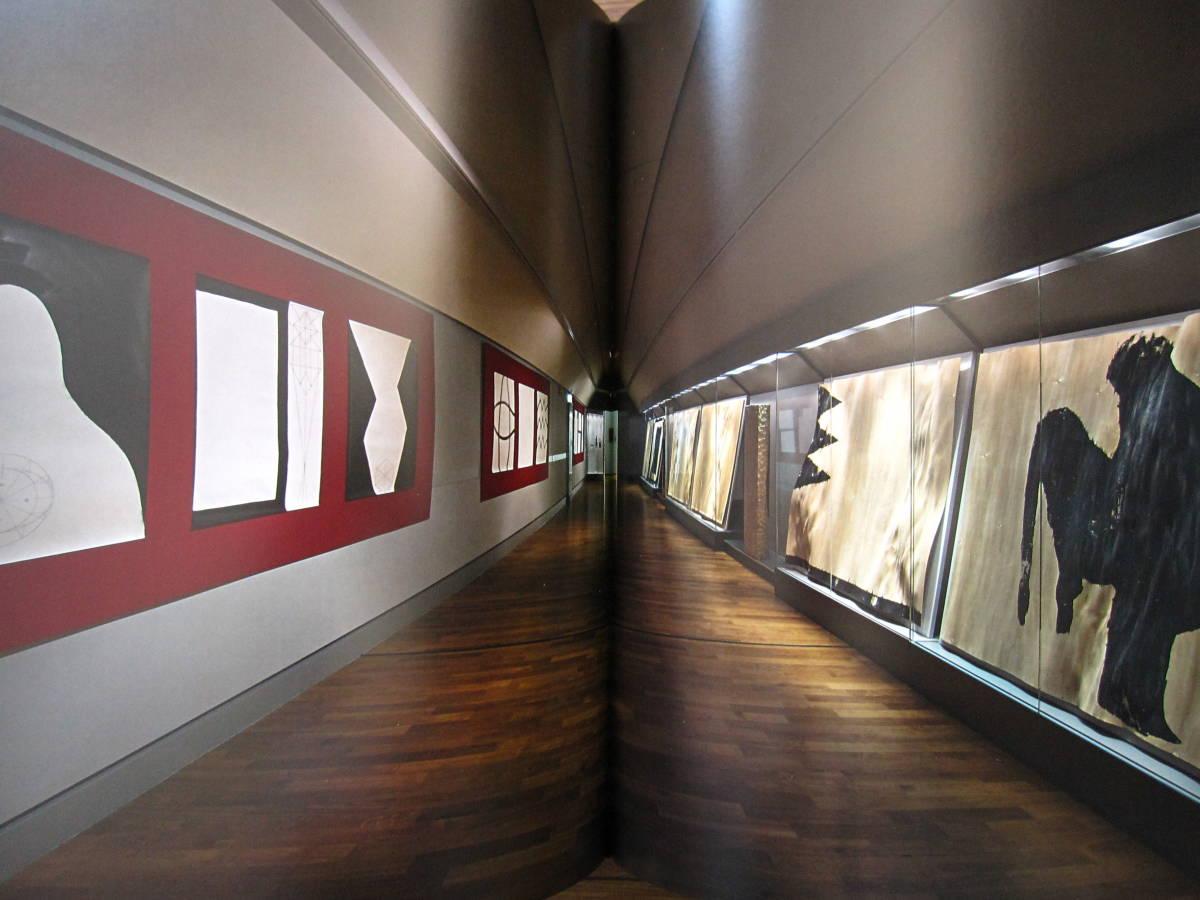 洋書 Parusia : Christoph M. Loos / クリストフM.ルース / 現代アート / 木版 ハードカバー_画像6