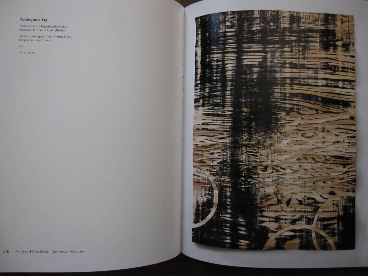 洋書 Parusia : Christoph M. Loos / クリストフM.ルース / 現代アート / 木版 ハードカバー_画像9