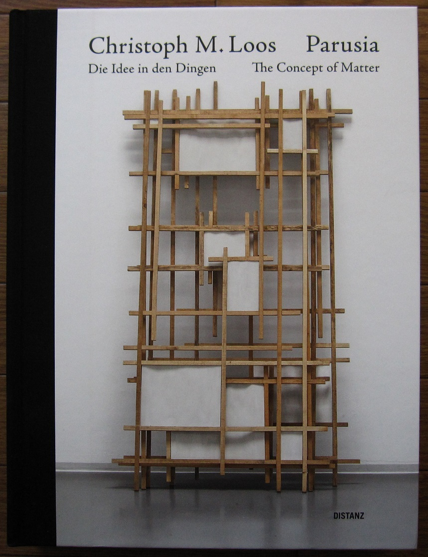 洋書 Parusia : Christoph M. Loos / クリストフM.ルース / 現代アート / 木版 ハードカバー_画像1