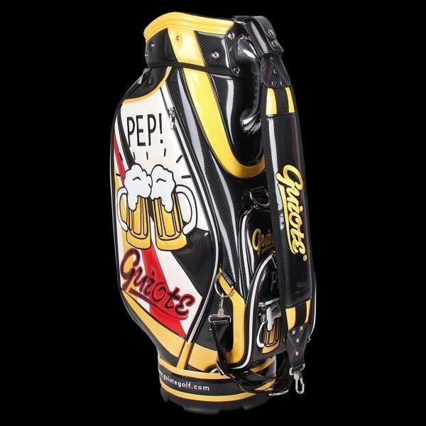 個性的!!刺繍入り GUIOTE ゴルフ キャディバッグ caddie bag  ゴルフバッグ golf bag Cheers GU-10_画像4