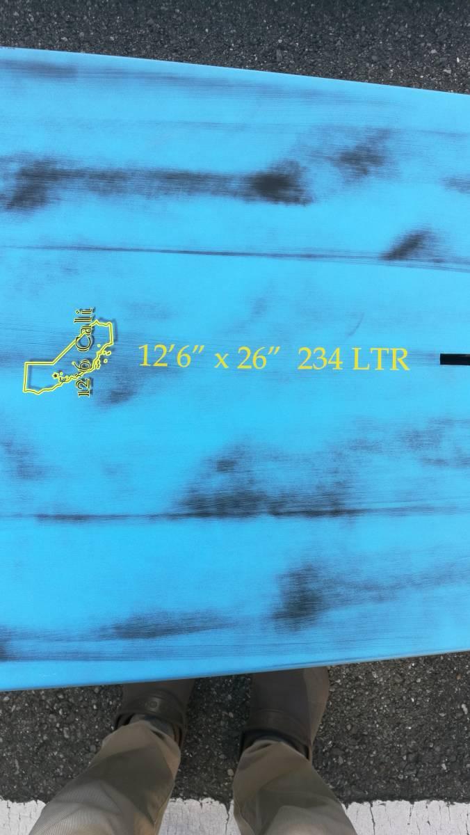 FOCUS SUP HAWAII 12.6×26 カーボン レースボード(手渡し限定)_画像3