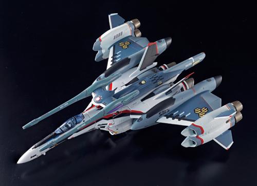 DX超合金 VF-25F トルネードメサイアバルキリー (早乙女アルト機)_画像2
