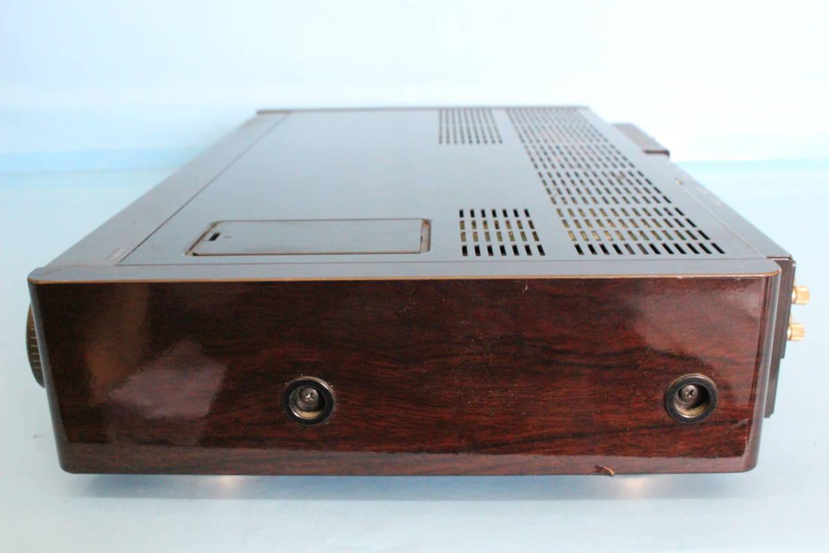 SONY ソニー EV-S900 NTSC Hi8ビデオカセットレコーダー (ジャンク 動作不可 リモコン液漏れよごれあり 写真のもののみ)_画像8