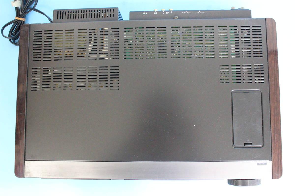 SONY ソニー EV-S900 NTSC Hi8ビデオカセットレコーダー (ジャンク 動作不可 リモコン液漏れよごれあり 写真のもののみ)_画像10