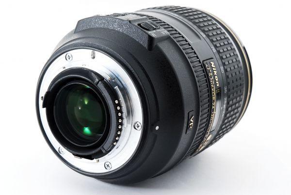 ★美品 NIKON ニコン AF-S NIKKOR 24-120mm F4 G ED VR 付属品付き #436946-431_画像4