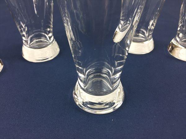 a-180 アサヒビール ビールグラス タンブラー グラス ビアグラス 5客_画像4