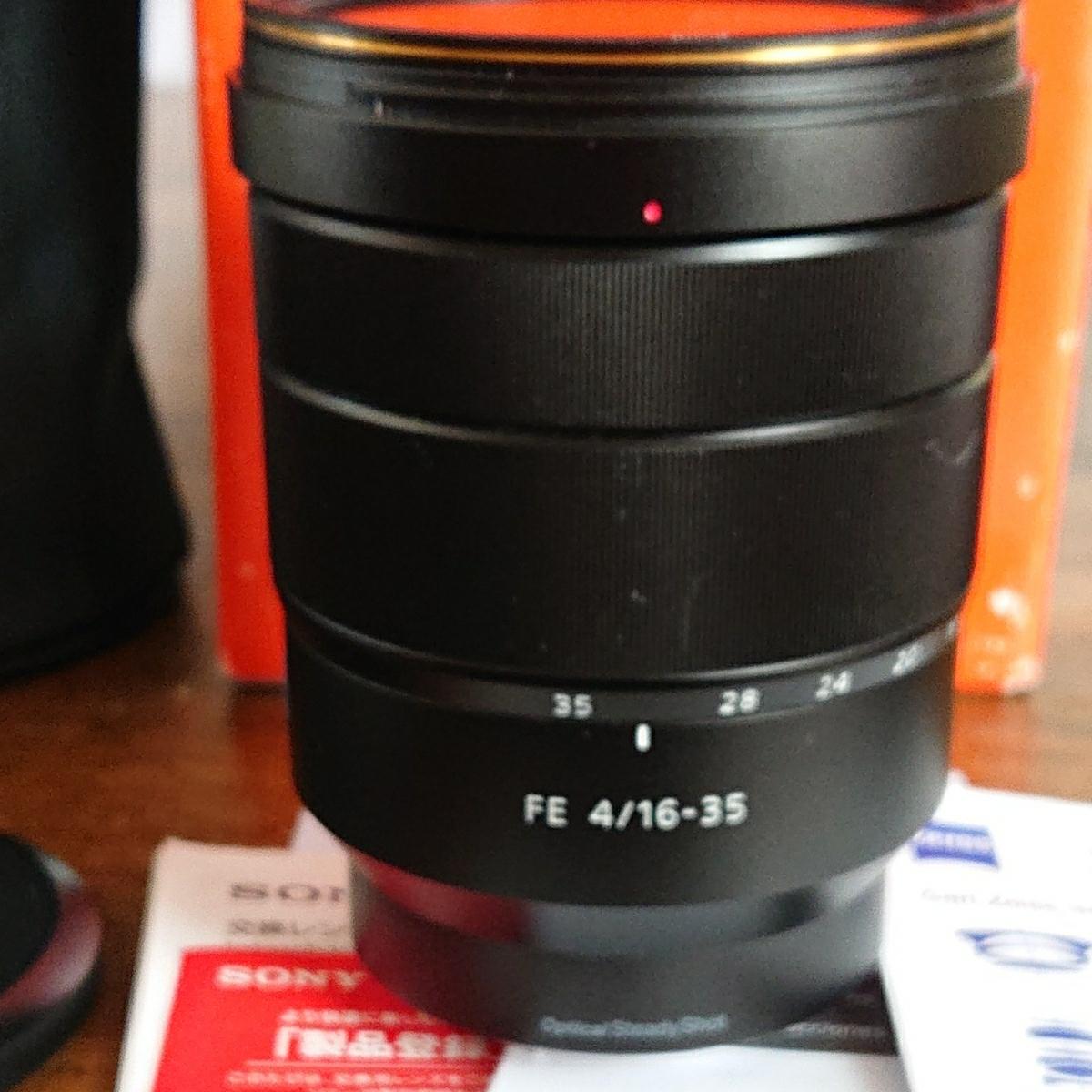 SONY FE16-35mmF4 ZA OSS Vario-Tessar T* SEL1635Z_画像7