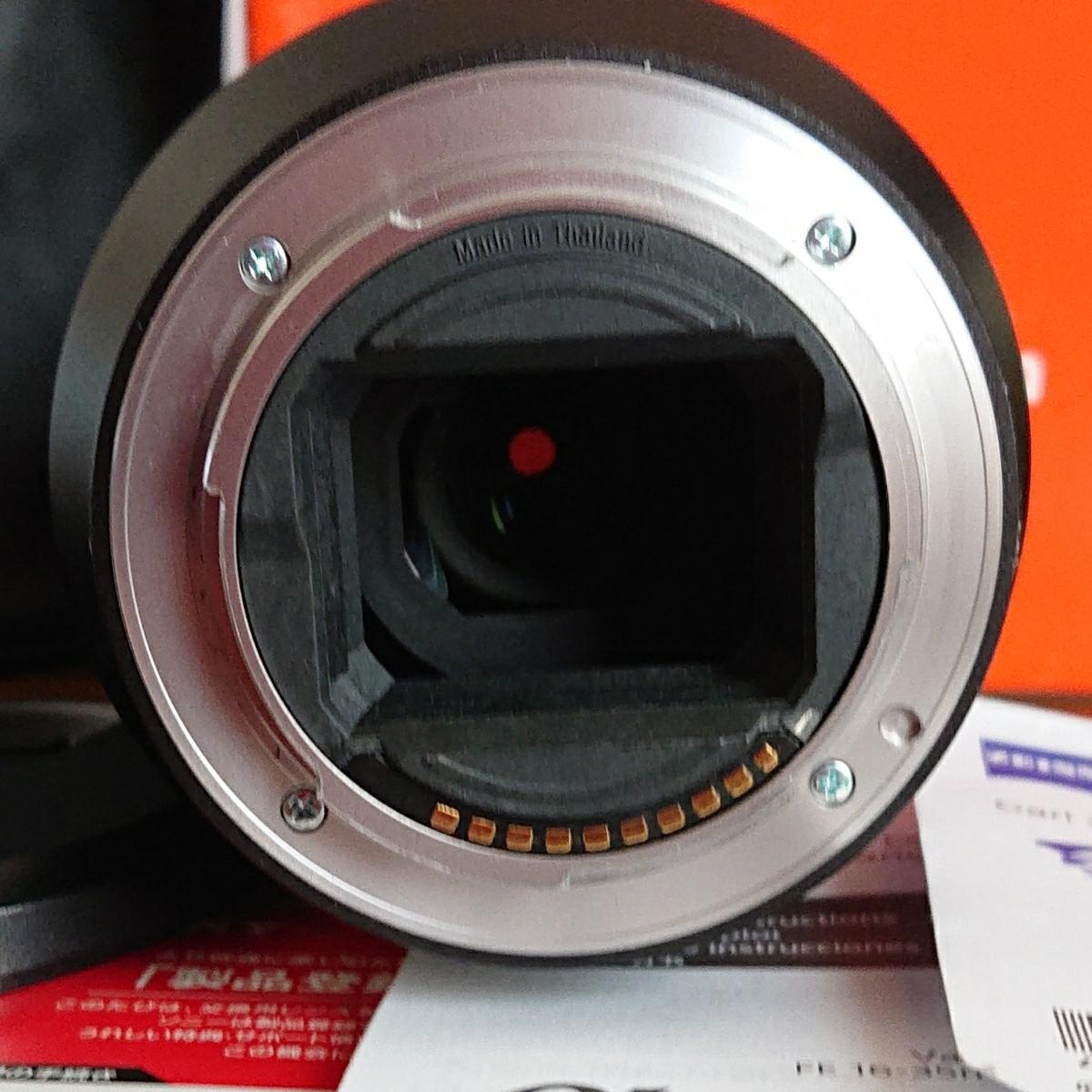 SONY FE16-35mmF4 ZA OSS Vario-Tessar T* SEL1635Z_画像3
