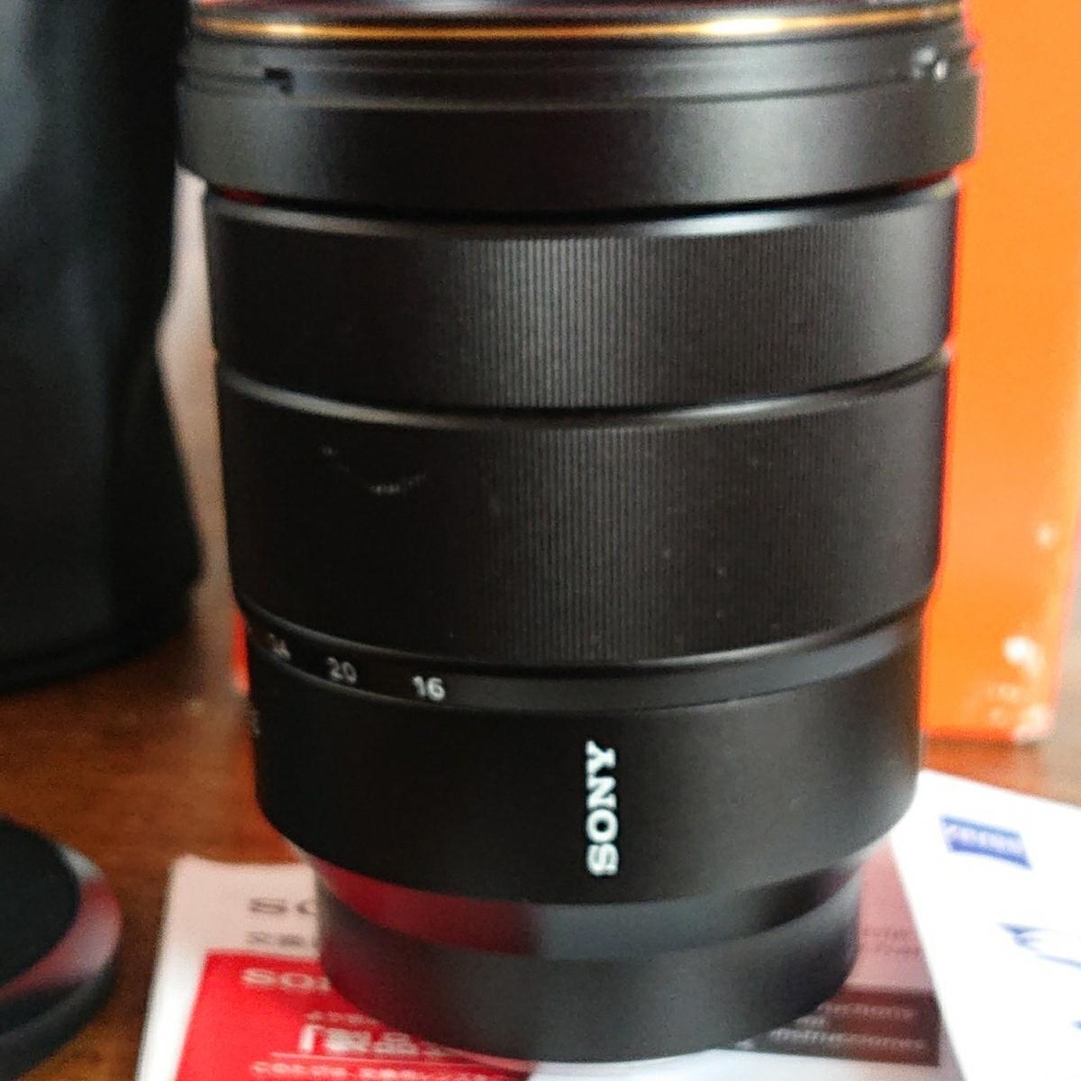 SONY FE16-35mmF4 ZA OSS Vario-Tessar T* SEL1635Z_画像8