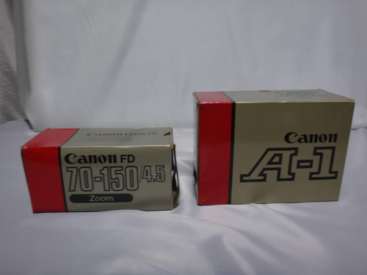 Canon A-1 FD 70-150/4.5 Zoom キャノン カメラ レンズ