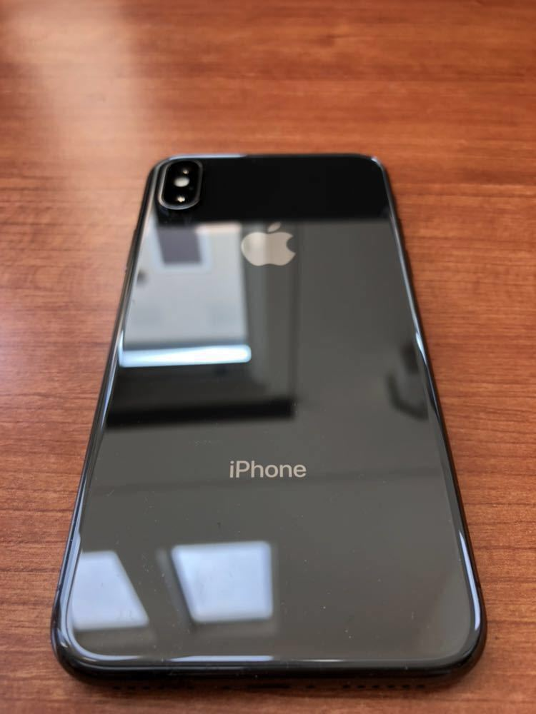 iPhoneX 265GB 傷あり SIM解除済 残債無し_画像2