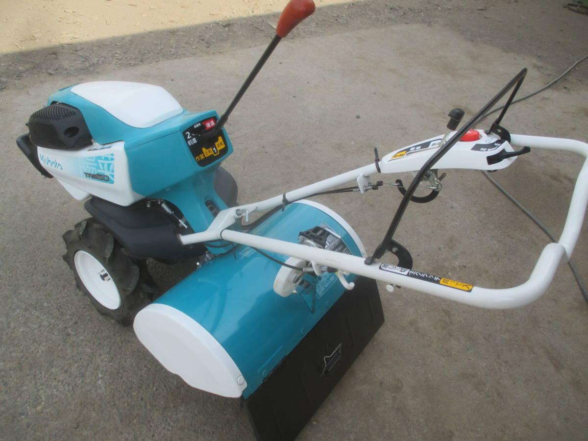 クボタ 耕運機 耕うん機 TRS60  美品
