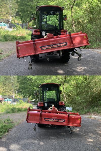 ヤンマーUS601エコトラ エアコンキャビン付き 中古 トラクターです。_画像5