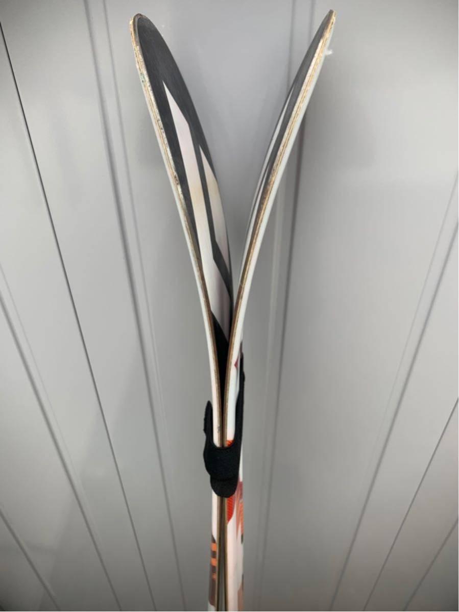 BLACKDIAMOND JUSTICE 175cm センター111mm 大きな傷無し良品要整備 ブラックダイヤモンド テレマーク 山スキー バックカントリー パウダー_画像10