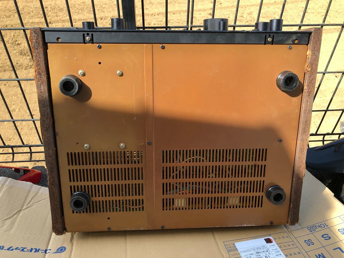 SANSUI アンプ D707Gエクストラ サンスイ 電源投入確認_画像5