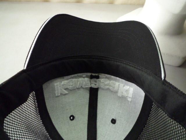カワサキ 帽子 Kawasaki キャップ カワサキレーシング チーム_画像7