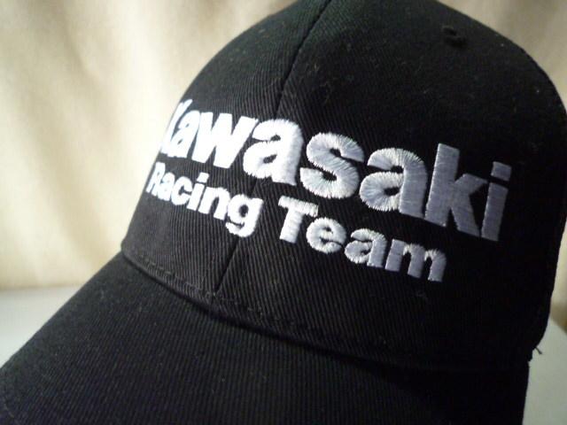 カワサキ 帽子 Kawasaki キャップ カワサキレーシング チーム_画像5