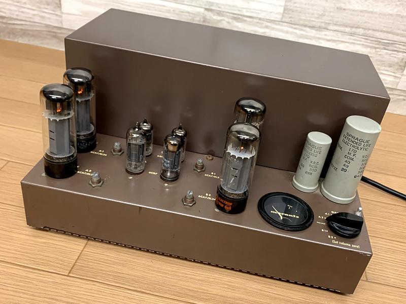 ★marantz Model 8 #8 真空管アンプ マランツ★