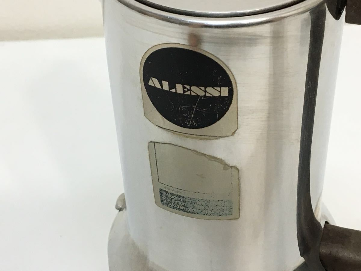 ◇ ALESSI アレッシィ エスプレッソ コーヒーメーカー ◇_画像10
