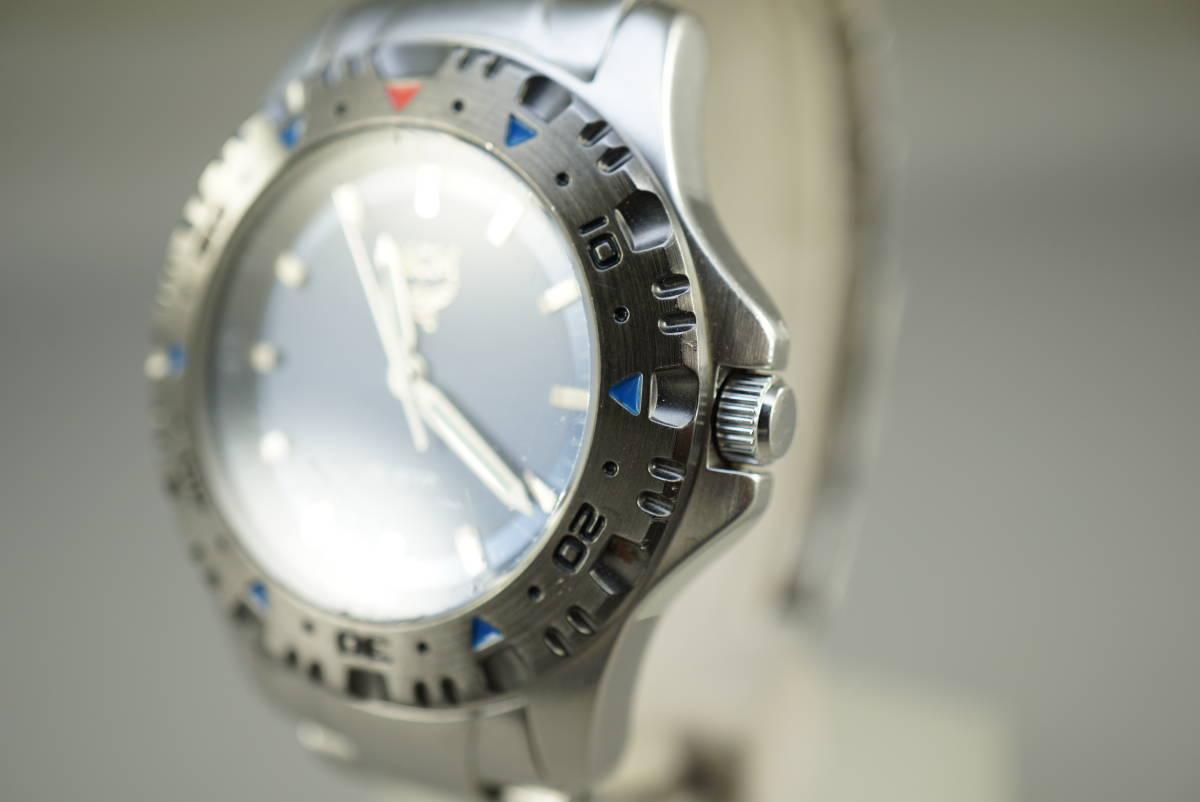 ★MCM MC 2141M クオーツ メンズ腕時計 電池交換済み稼働品★_画像2