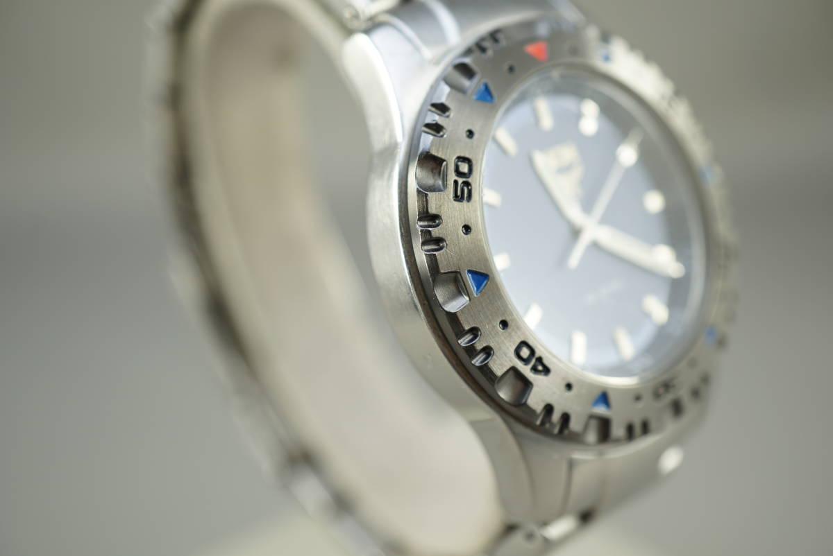 ★MCM MC 2141M クオーツ メンズ腕時計 電池交換済み稼働品★_画像4