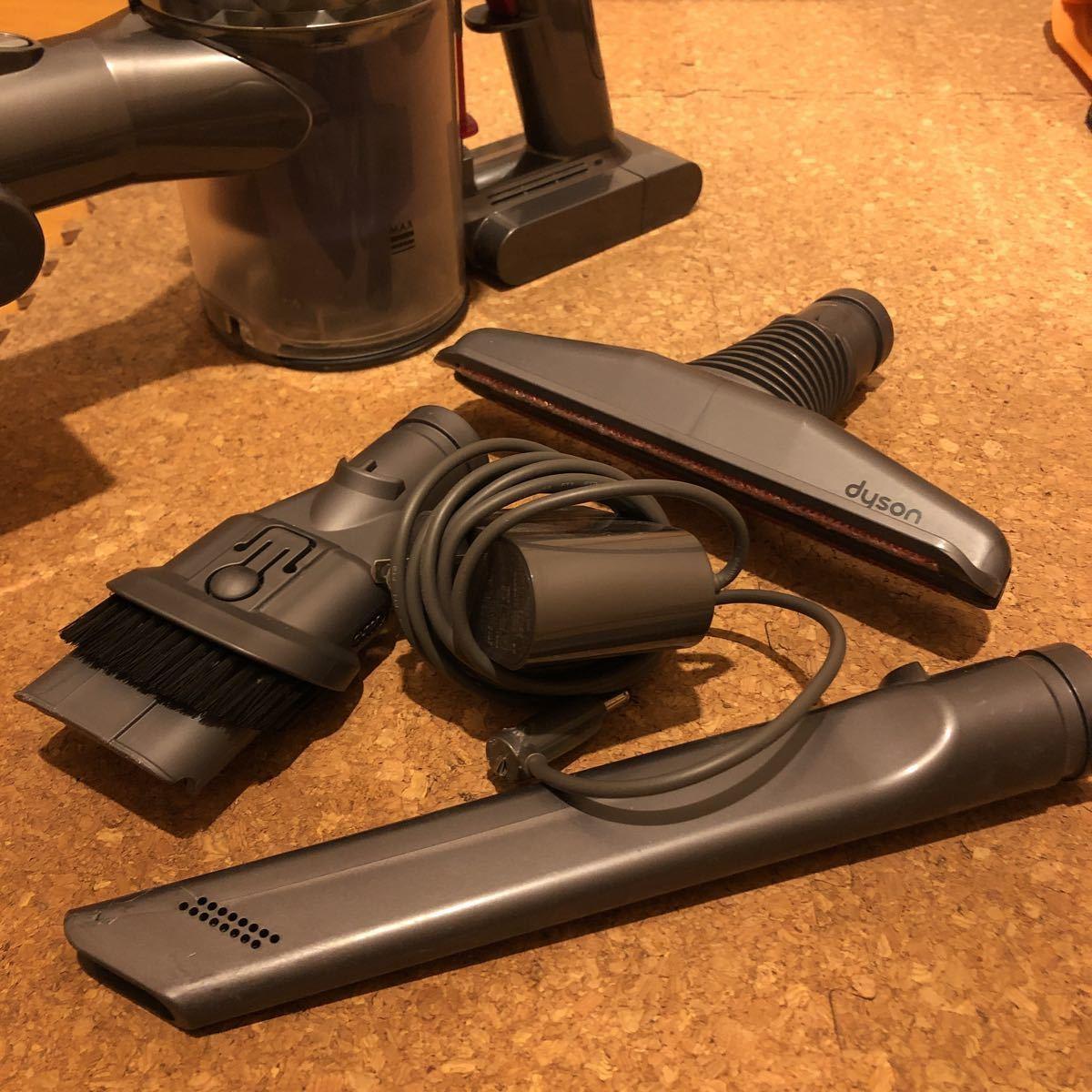 ダイソン ハンディーコードレスクリーナーDC61 美品中古 掃除機_画像2