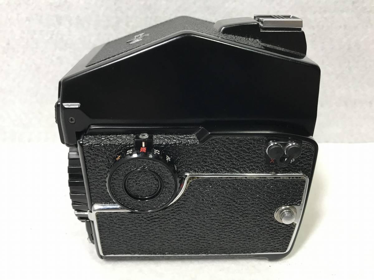 ■ioy0550■マミヤ Mamiya 645 カメラ M645 1000S■レンズ 1:1.9 f=80mm + 1:4 f=150mm■ノーチェックの為ジャンク品■_画像4