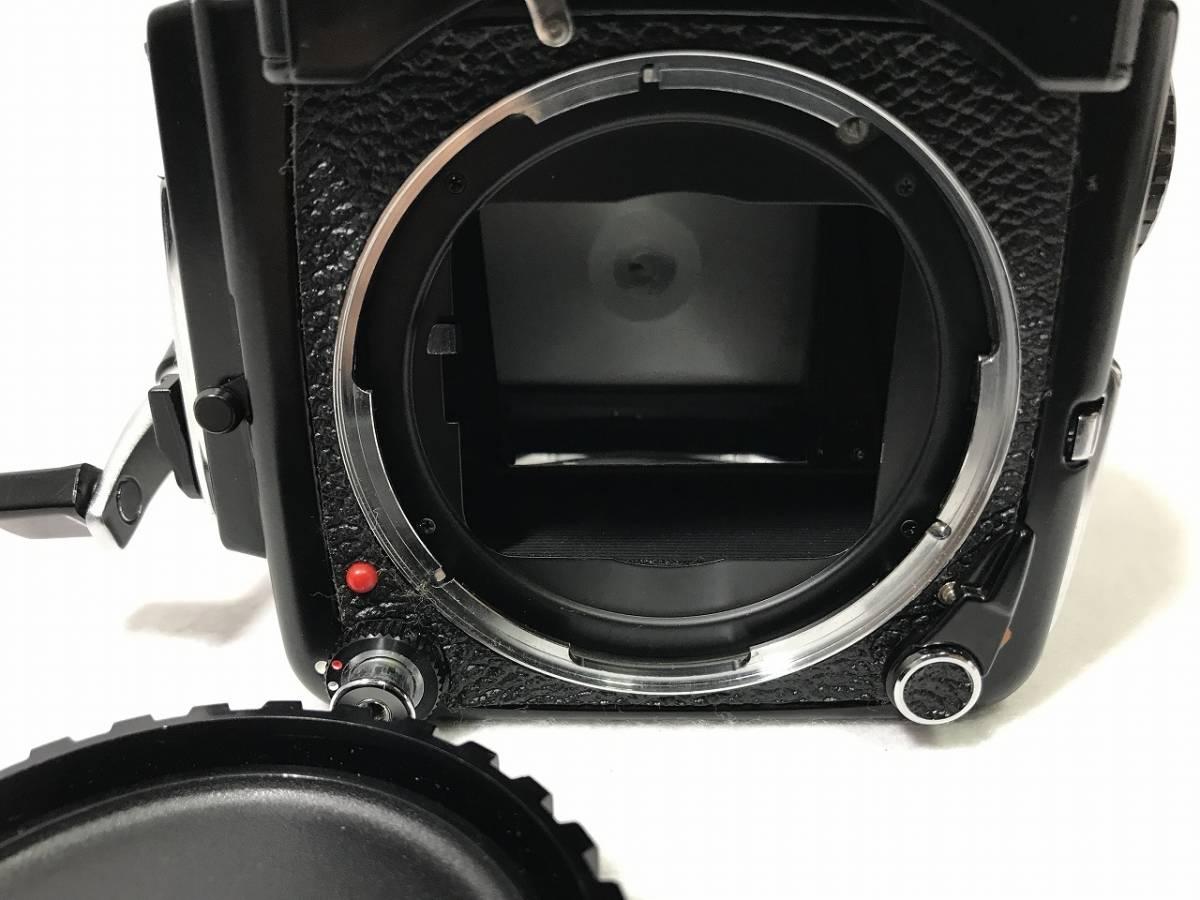■ioy0550■マミヤ Mamiya 645 カメラ M645 1000S■レンズ 1:1.9 f=80mm + 1:4 f=150mm■ノーチェックの為ジャンク品■_画像6