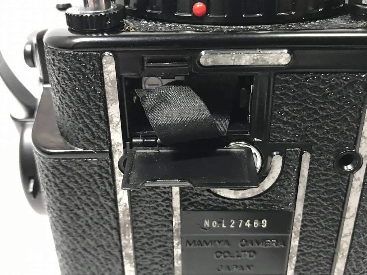 ■ioy0550■マミヤ Mamiya 645 カメラ M645 1000S■レンズ 1:1.9 f=80mm + 1:4 f=150mm■ノーチェックの為ジャンク品■_画像10