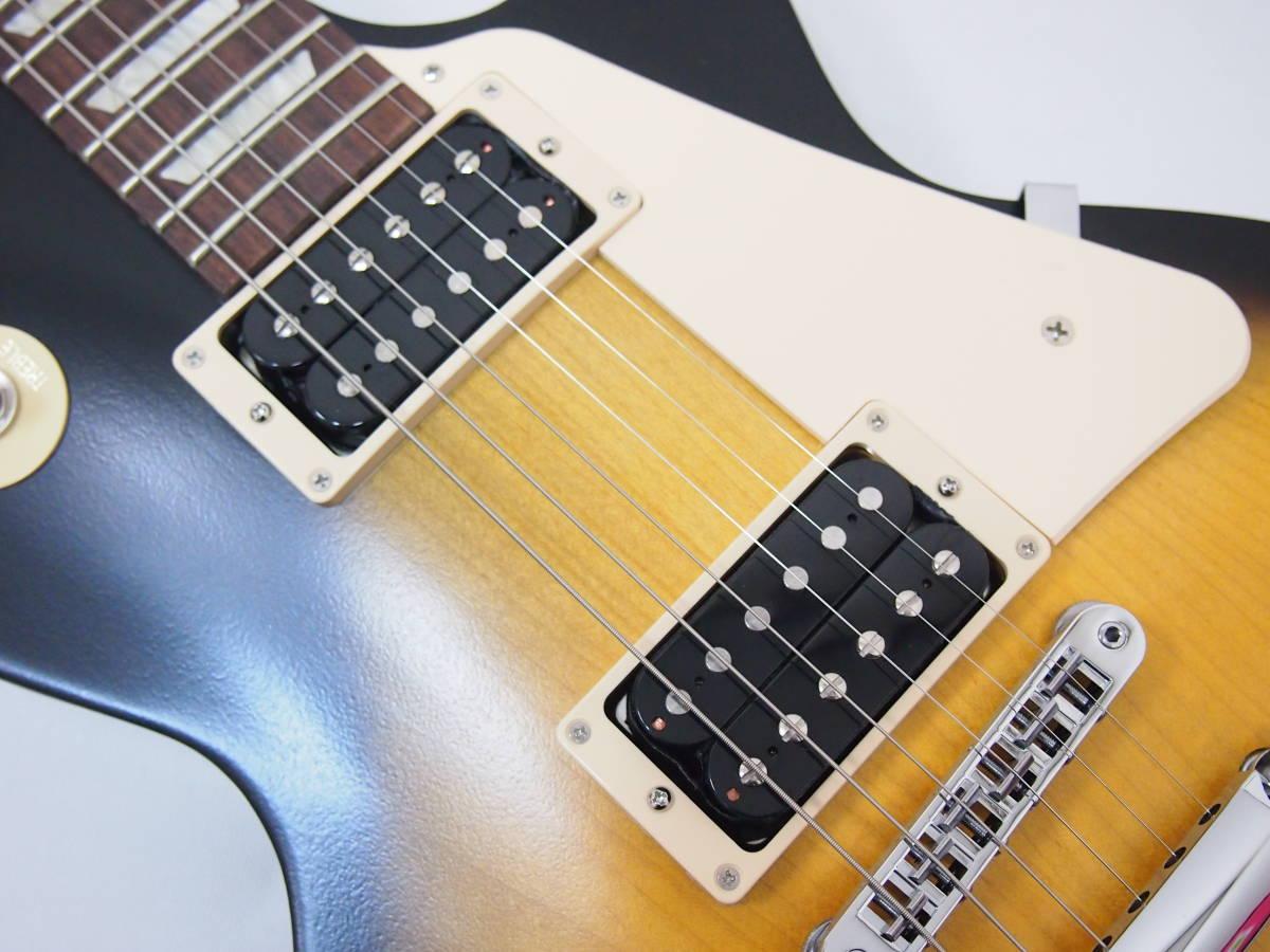 Gibson Les Paul 50s Tribute 2016 T Satin Vintage Sunburst 新品未使用_画像3