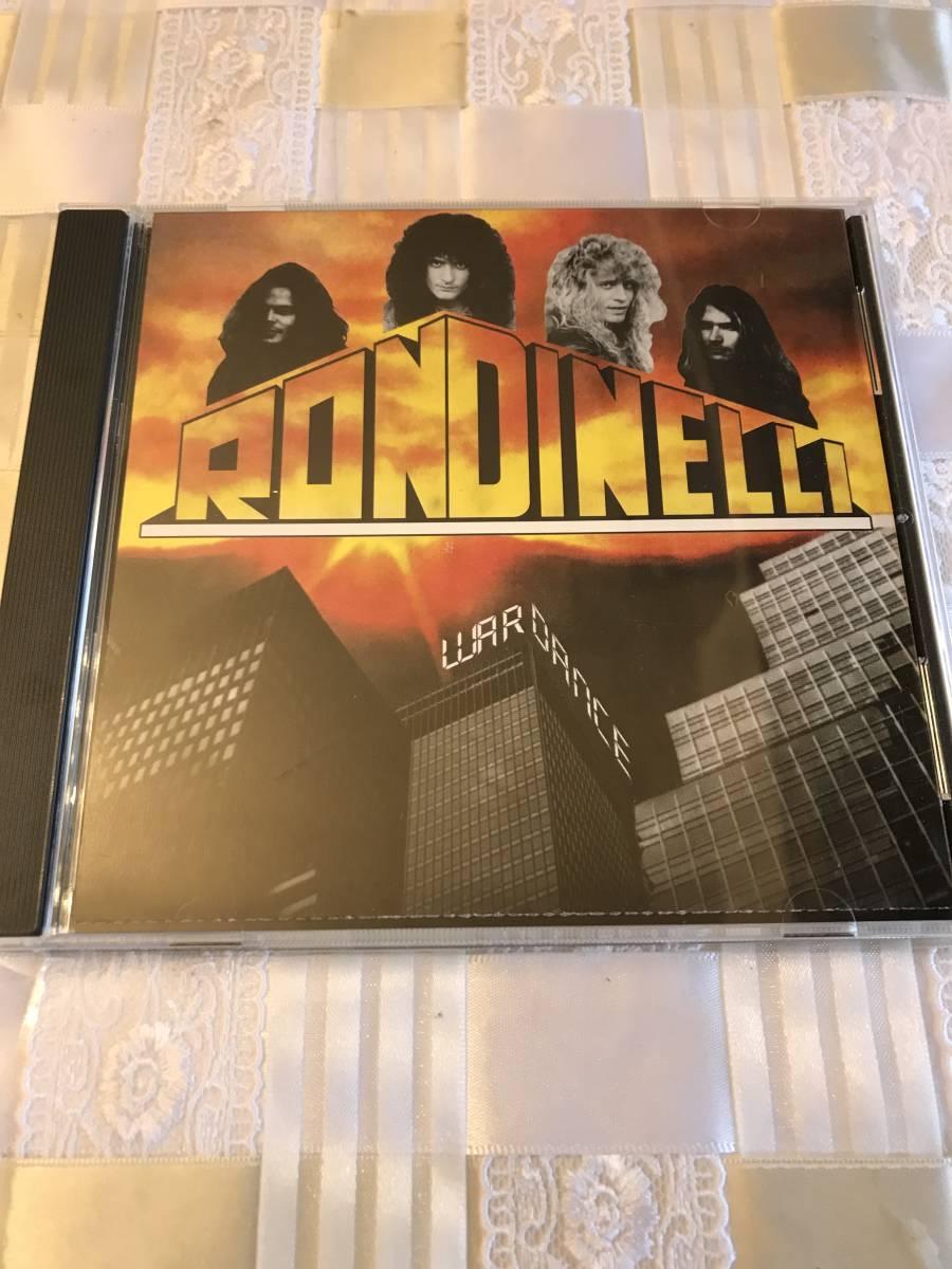 輸入版中古CD:RONDINELLIボビーロンディネリWARDANCEレイギラン