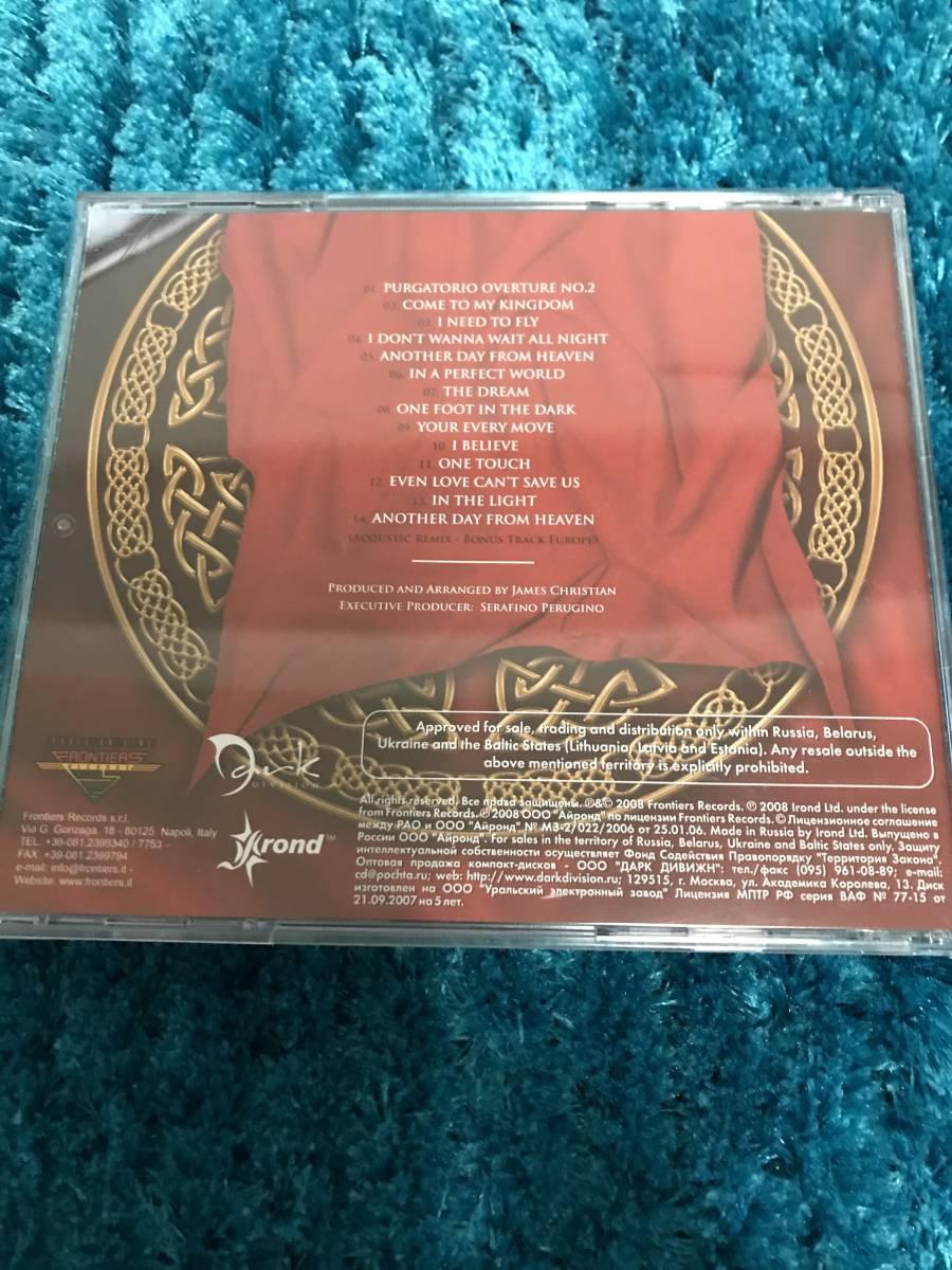 輸入中古CD:ハウスオブローズHOUSE OF LORDS come to my kingdom_画像2
