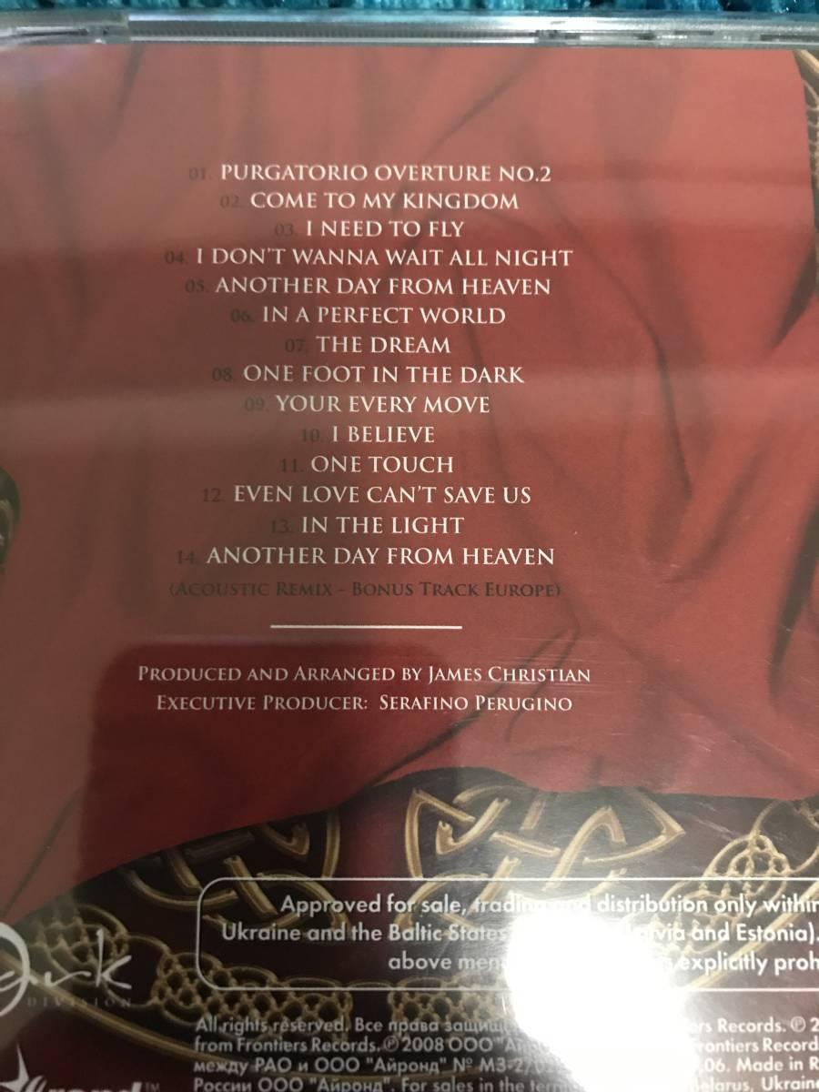 輸入中古CD:ハウスオブローズHOUSE OF LORDS come to my kingdom_画像3