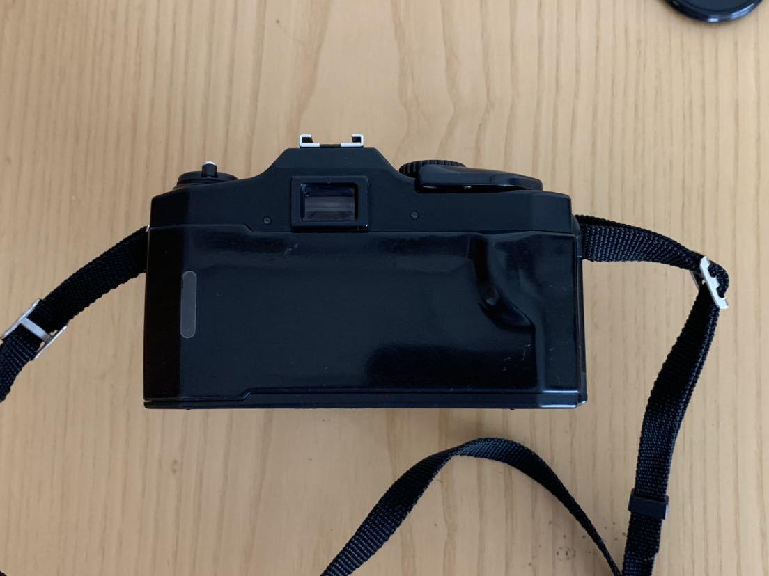 【ジャンク】No、02 COSINA C1S レンズ付きカメラ/COSINA 35-70mm 1:3、5-4、8 MC MACRO、動作未確認現状品_画像8
