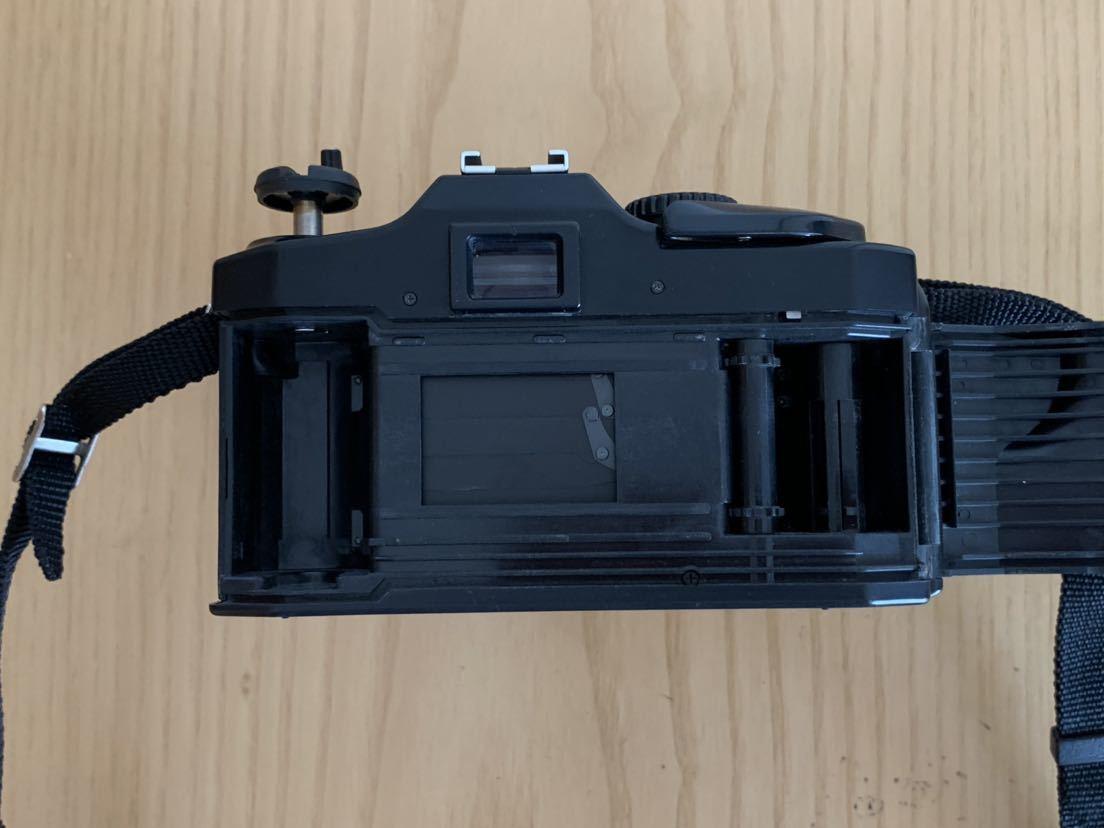 【ジャンク】No、02 COSINA C1S レンズ付きカメラ/COSINA 35-70mm 1:3、5-4、8 MC MACRO、動作未確認現状品_画像9