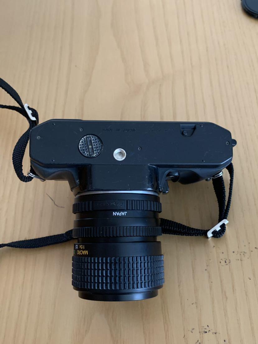 【ジャンク】No、02 COSINA C1S レンズ付きカメラ/COSINA 35-70mm 1:3、5-4、8 MC MACRO、動作未確認現状品_画像10