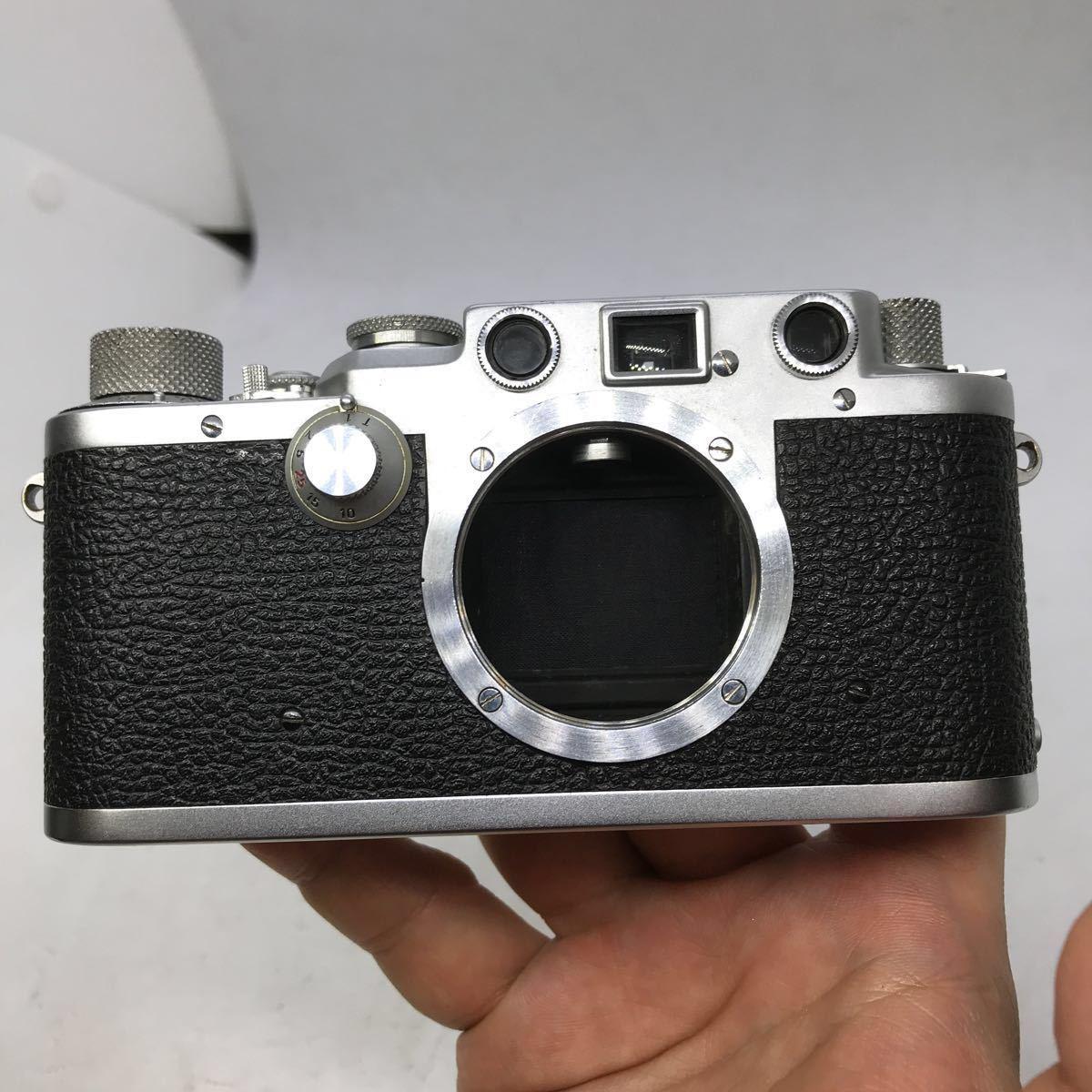 美品 Leica III b, III c, III f ??? ライカ ボディ D.R.P. Ernst Leitz Wetzlar レンジファインダー