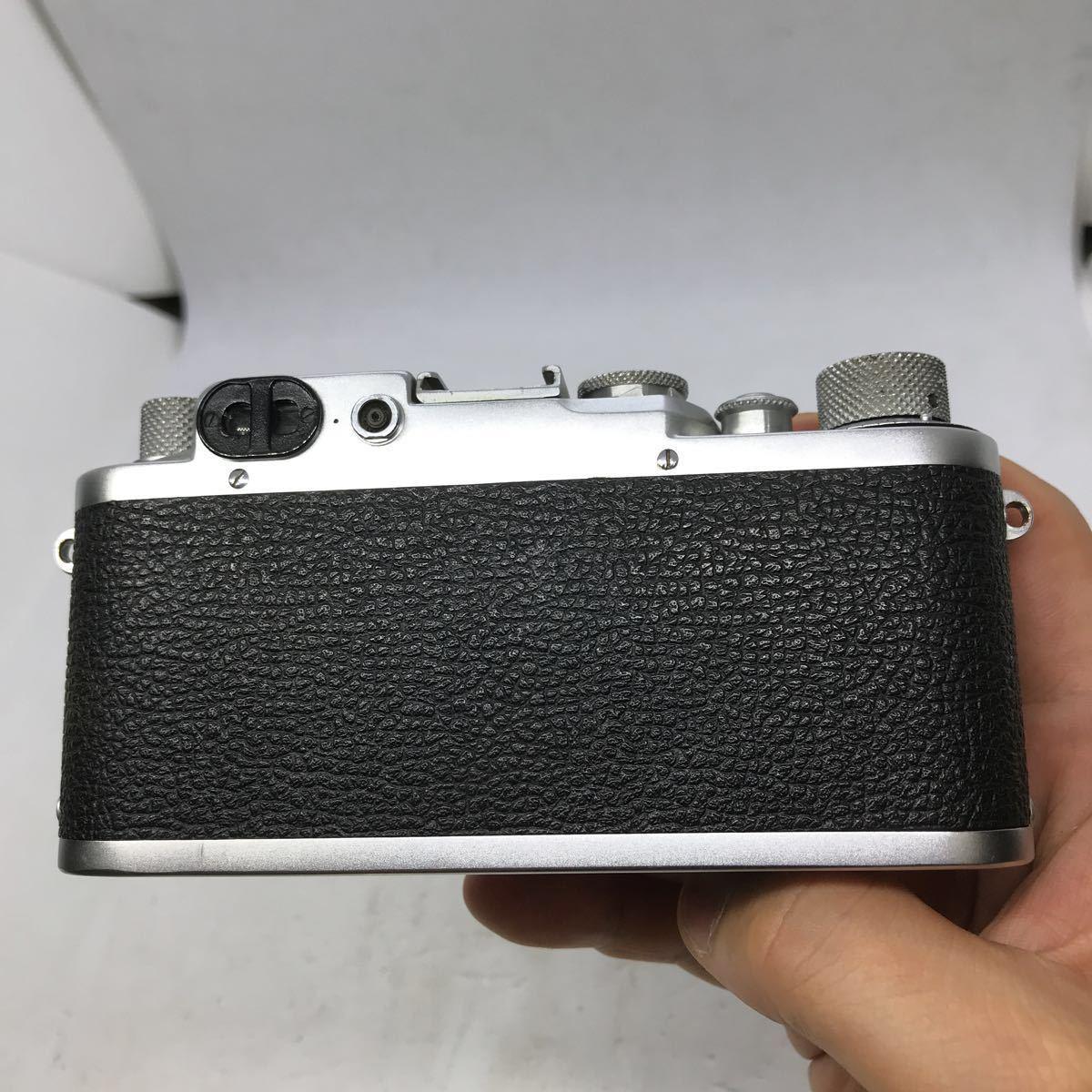 美品 Leica III b, III c, III f ??? ライカ ボディ D.R.P. Ernst Leitz Wetzlar レンジファインダー _画像5