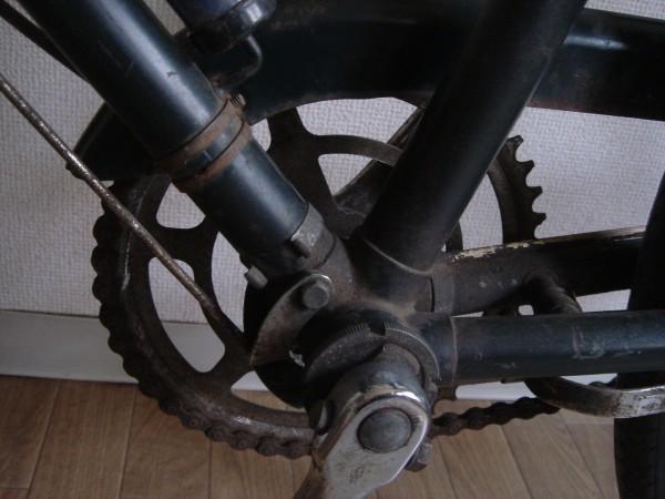 珍60s希少イギリス英国アンティーク自転車トライアンフTRUIMPH昭和ラレー日米富士ビンテージ実用車アイビー宮田VANつばめRALEIGH70s欧州_画像6