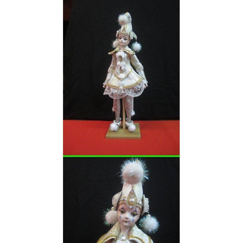 【限定3体】ピエロ・ポエッツシリーズ サリーホワイトA ×3_画像1