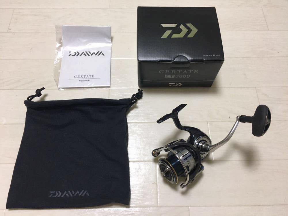【美品】 使用少 ダイワ 19 セルテート LT3000