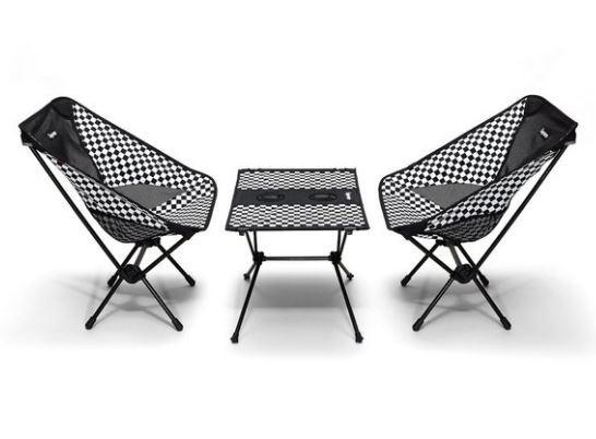 Supreme 16SS Helinox Chair One ×2 , Ultralight Table ×1 SET 新品未使用 Black 黒