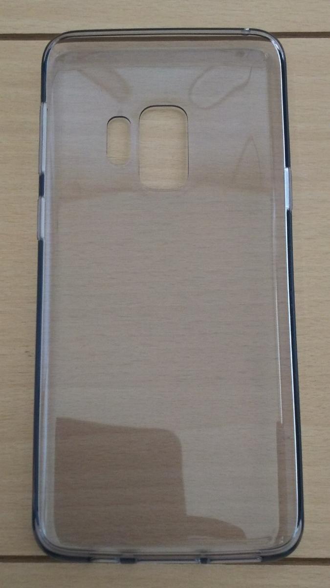 新品 未使用 Galaxy S9用 スマホケース ソフトケース クリア_画像3