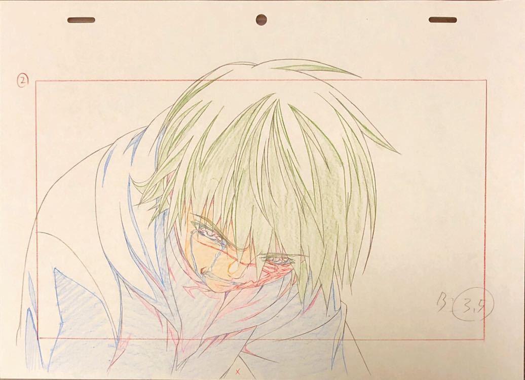 アニメ「聖痕のクェイサー」OP 原画・動画・修正・レイアウト等セット 83枚_画像2