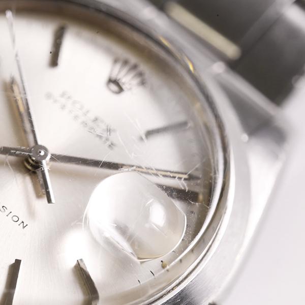 ROLEX ロレックス オイスターパーペチュアル 6519 デイト 自動巻 レディース 腕時計 中古_画像3